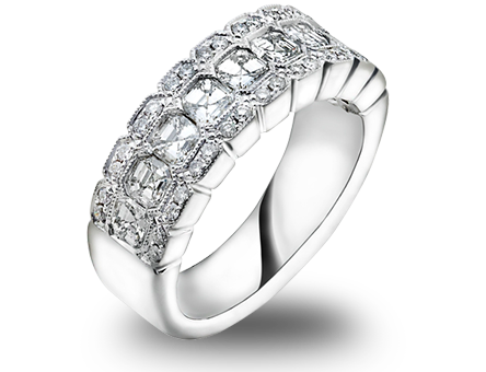 Vasken jewellers newmarket engagement rings wedding bands custom wedding bands quick view malvernweather Gallery